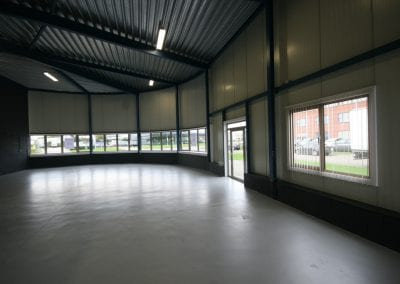 nr 21 hal annex showroom